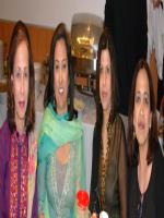 Shahida Rehmani with other Members