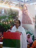 Kishwer Zehra Speech