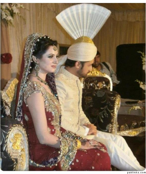 Anoushay Wedding Pics