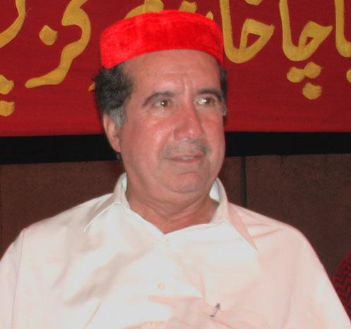 Afrasiab Khattak HD Wallpaper
