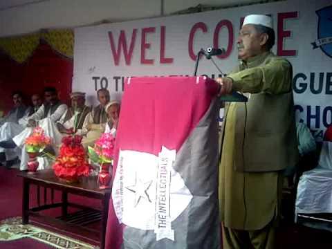 Ahmed Hassan Speech