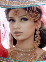 Bridal make over by Anusheh Asad