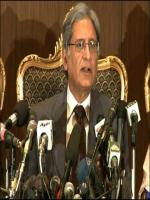 Aitzaz Ahsan Talks to Media