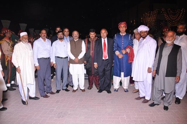 Ch. Mohammad Jaffar Iqbal Group Pic