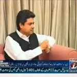 Dr. Muhammad Farogh Naseem with ARY One News