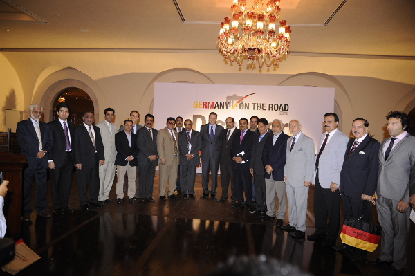 Dr. Muhammad Jahangir Bader in Group Photo