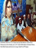 Farah Aqil Addressing