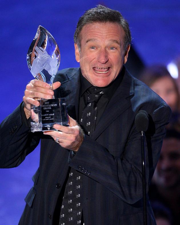 William Award Receiving
