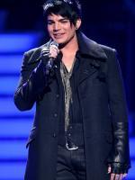 Adam Lambert at American Ideal