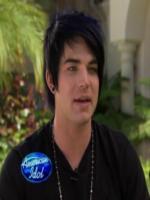 Adam Lambert interview at American Idol