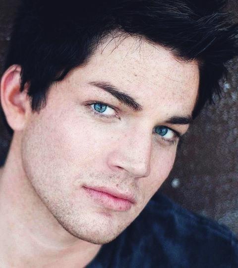 Adam Lambert Closeup