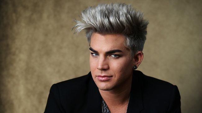 Adam Lambert HD Wallpaper