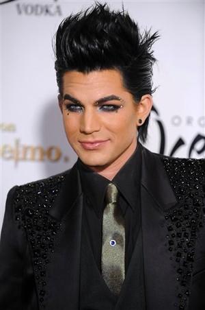 Adam Lambert recent picture