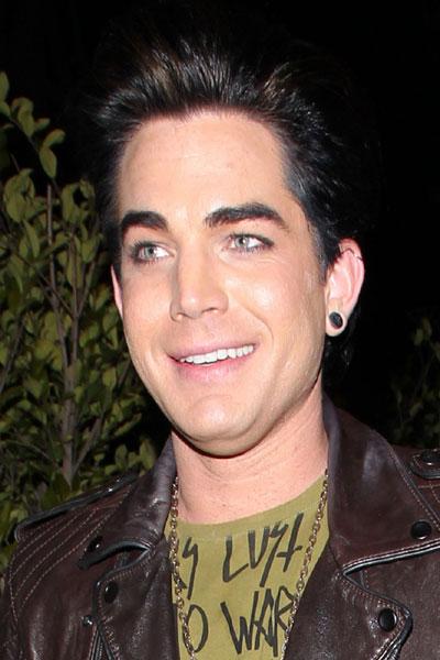 Adam Lambert without makeup