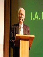 Farhatullah Babar durring Speech