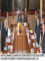 Gul Muhammad Lot Former Chairman Senate