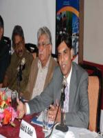 Haji Muhammad Adeel in Meeting