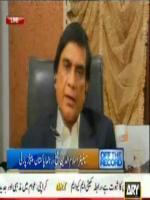 Islamuddin Shaikh in News Studio