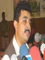 Kamran Michael Talks to Media