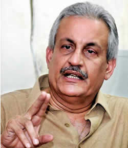 Mian Raza Rabbani HD Wallpaper