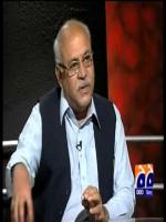 Mir Hasil Khan Bizenjo in Studio