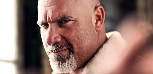 Bill Goldberg Eye Color
