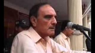 Muhammad Azam Khan Hoti Speech
