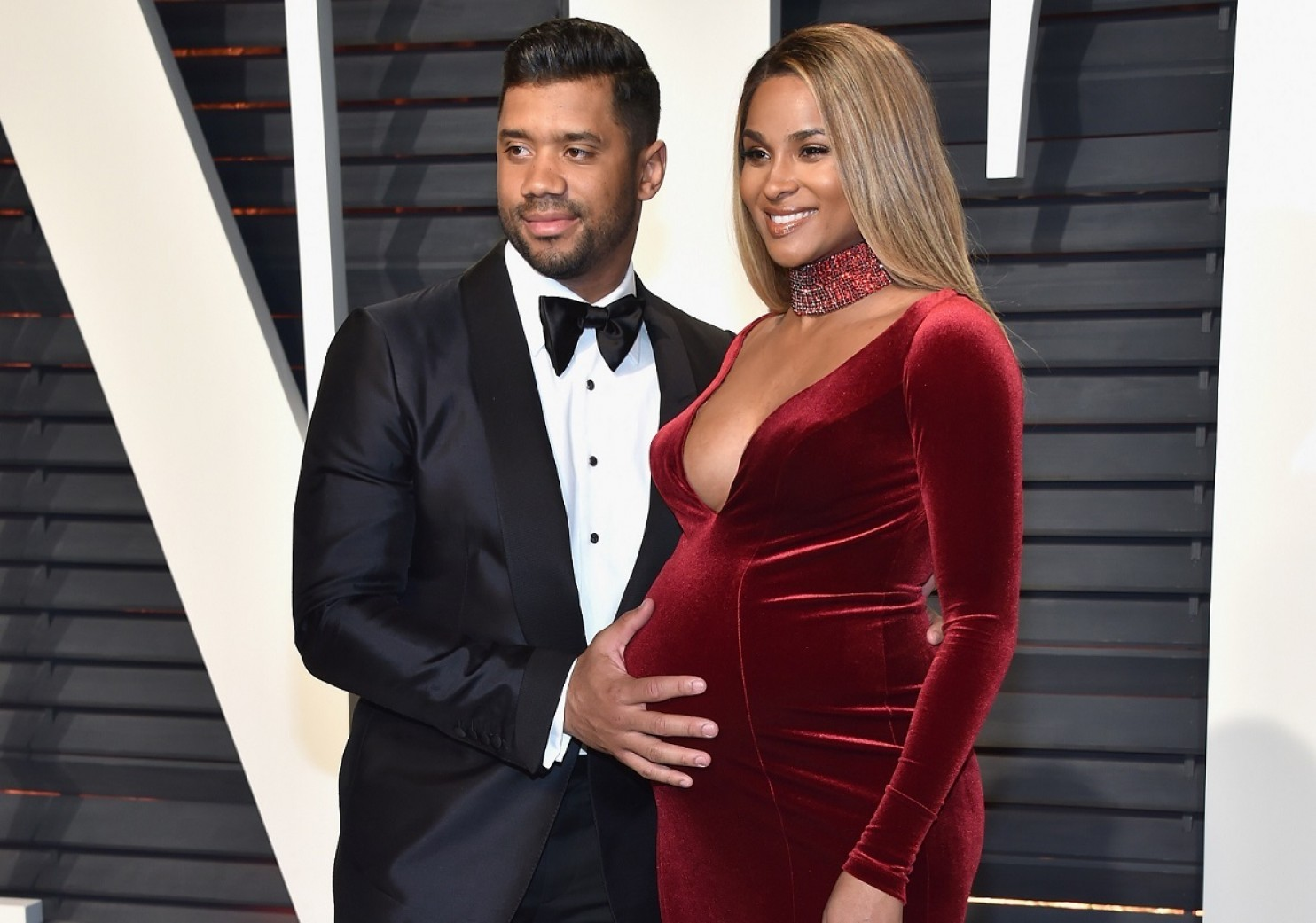 Ciara and Russell Wilson share unusual family photo