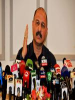 Mushahid Hussain Syed Talks to Media