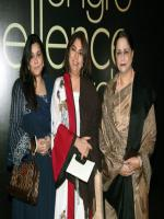 Nasreen Jalil In Engro excellence Awars