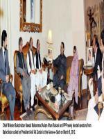 Nawabzada Saifullah Magsi with Zardari