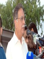 Pervaiz Rashid Talks To Media