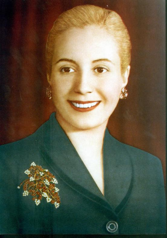 a biography of maria eva duarte the first lady Eva peron was first lady to the president of argentina, juan peron  cities are as  enchanted as buenos aires is with maria eva duarte de peron  cry for me  argentina, the signature song of the musical based on eva's life.