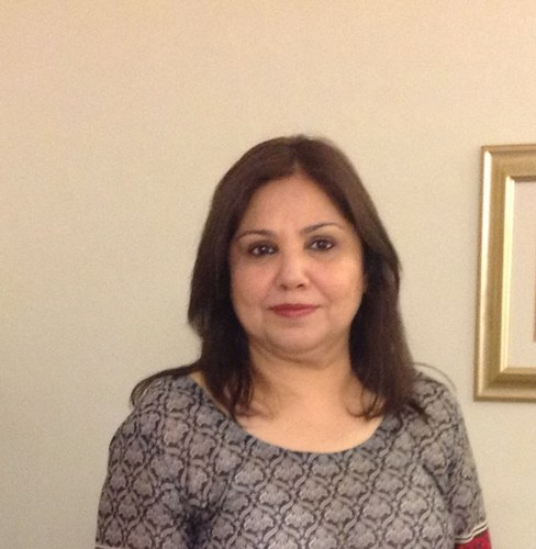 Rubina Khalid HD Wallpaper Pic