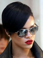 Rihanna with sunglasses