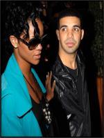 Rihanna with Drake