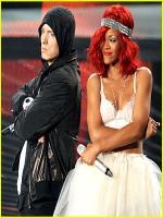 Rihanna with Eminem