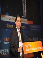 Saleem Mandviwalla in a Knowledge Forum