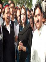 Sardar Ali Khan with Asma Jahangir
