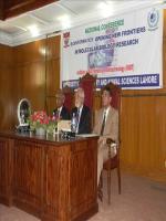 Sirdar Zulfiqar Ali Khan Khosa in National Conference