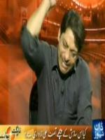 Syed Faisal Raza Abidi in Studio
