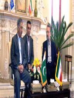 Syed Nayyer Hussain Bokhari With Iran Member