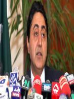 Waqar Ahmed Khan Talks to Media