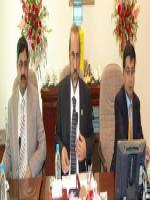 Zaheer-ud-Din Babar Awan in Senate