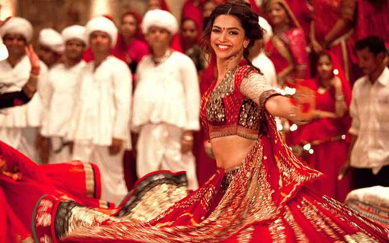 Deepika Padukone in Movie Ram-Leela