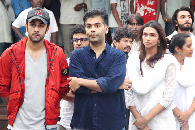 Deepika Padukone with Cellebrities