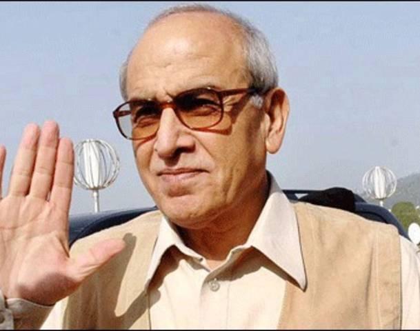 Late Farooq Leghari