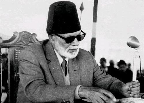 Sir Chaudhry Muhammad Zafarullah Khan HD Wallpaper