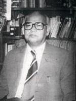 Sharifuddin Pirzada In Library