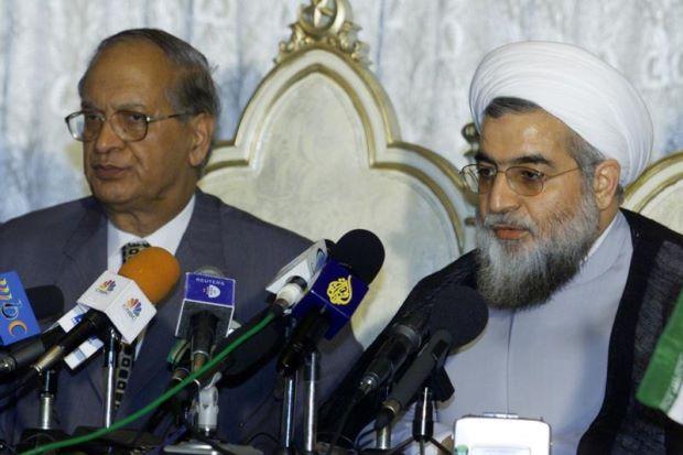 Abdul Sattar in Iran